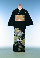 黒留袖(1)